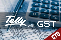 Certificate in Tally with GST